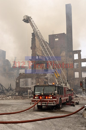 """""""The Ruins"""" of the 5-11 & 2 Specials 3757 S. Ashland Ave 1/22/2013"""