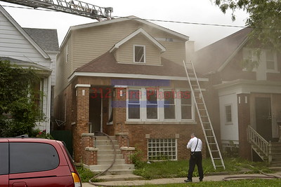 Working Fire 7123 S. Sangamon 9/12/2014