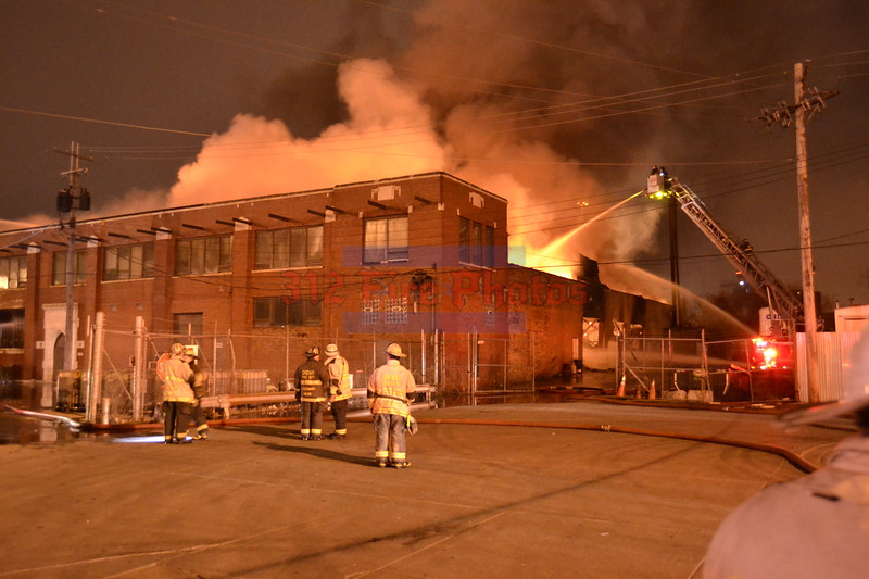 Chicago Fire Department Incidents
