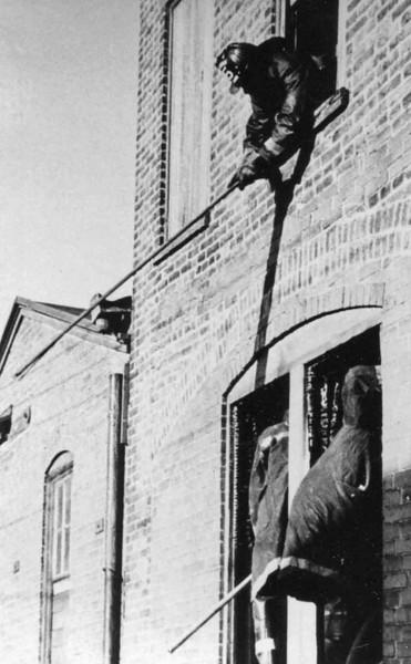 9.22.1963 - 11th & Spruce Street, Billy's Pretzels