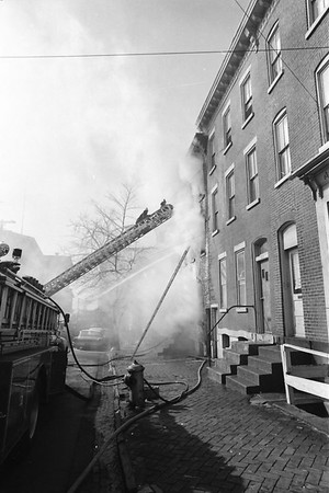 Photo by Ed Schneider, Reading Eagle. Scanned by Anthony Miccicke.