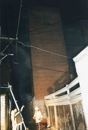 March 25, 1995, 2nd Alarm Box 428, Reading Box Company, 241 Cedar Street, 6 (taken by Tony Miccicke)