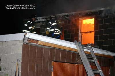 Photo Courtesy of Jason Coleman-Cobb, Capital City Fire Photos