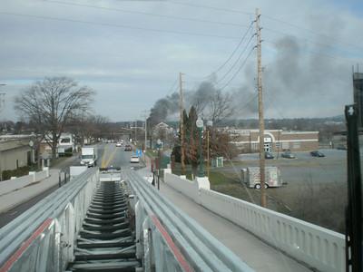 Photo from Ladder 1 Tiller-Cam
