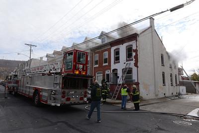 1008 Pike St Fire