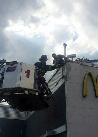 1001 North 9th Street, McDonalds