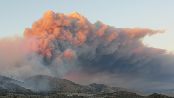 Douglas county fires-Nevada