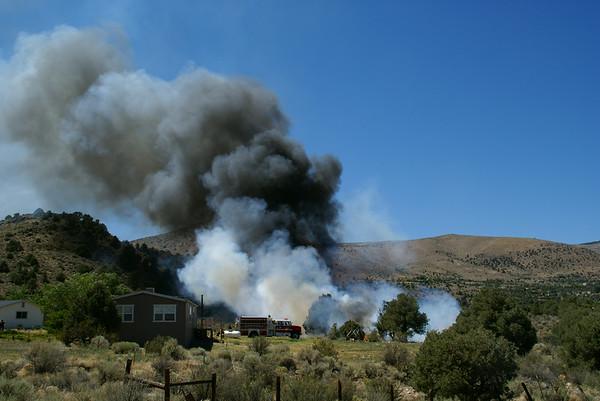 Granite fire 7-13-2009