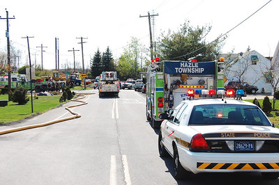 Harwood Structure Fire 4-15-10