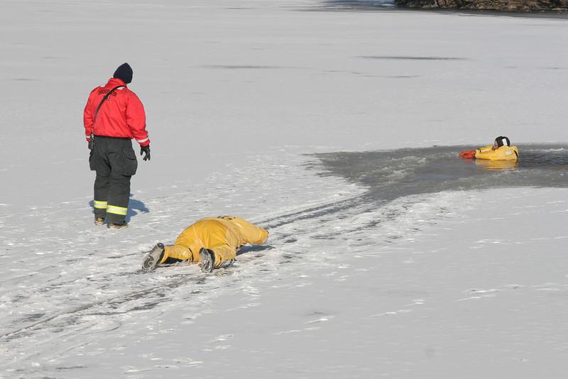 Ice Rescue 127
