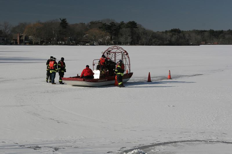 Ice Rescue 118