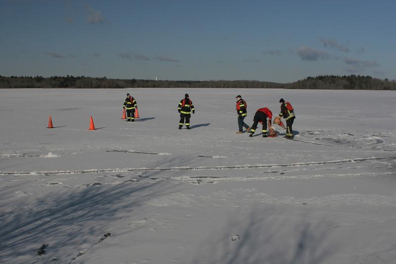 Ice Rescue 112