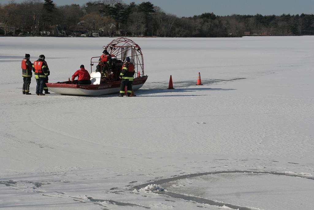 Ice Rescue 115