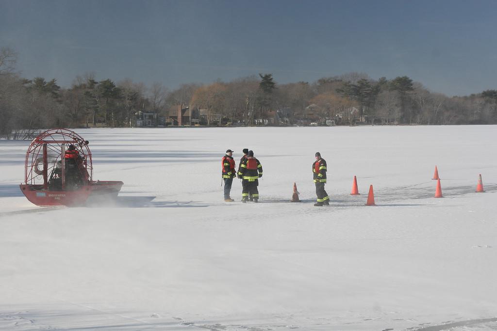 Ice Rescue 121