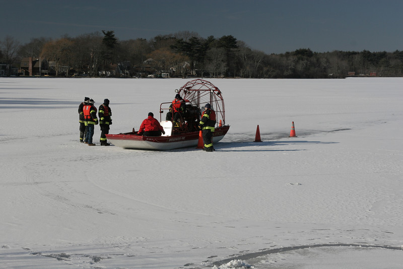 Ice Rescue 119
