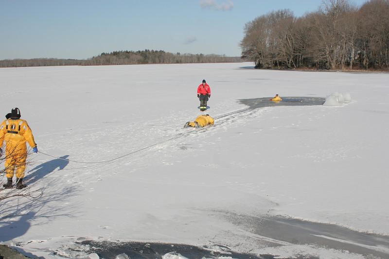 Ice Rescue 122