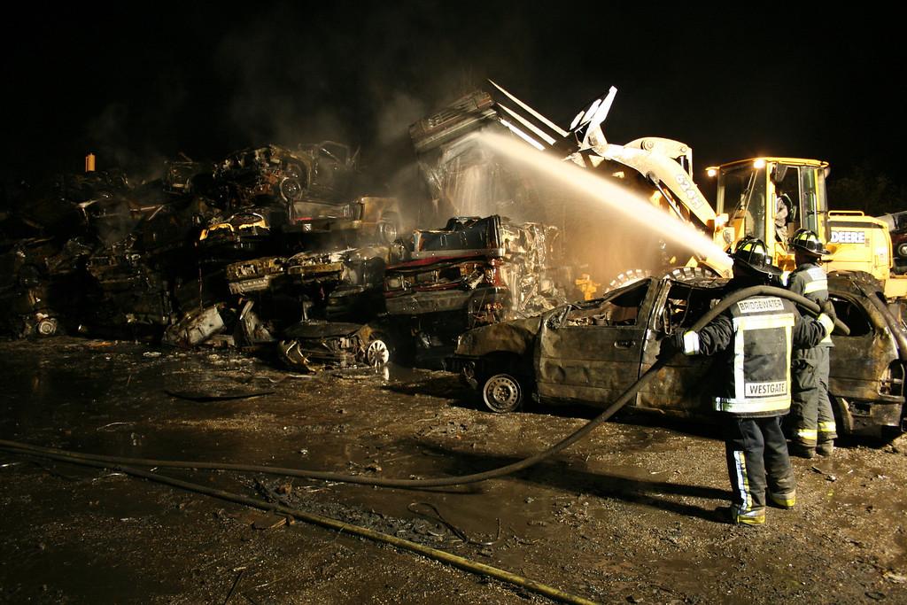 Junkyard Fire 358