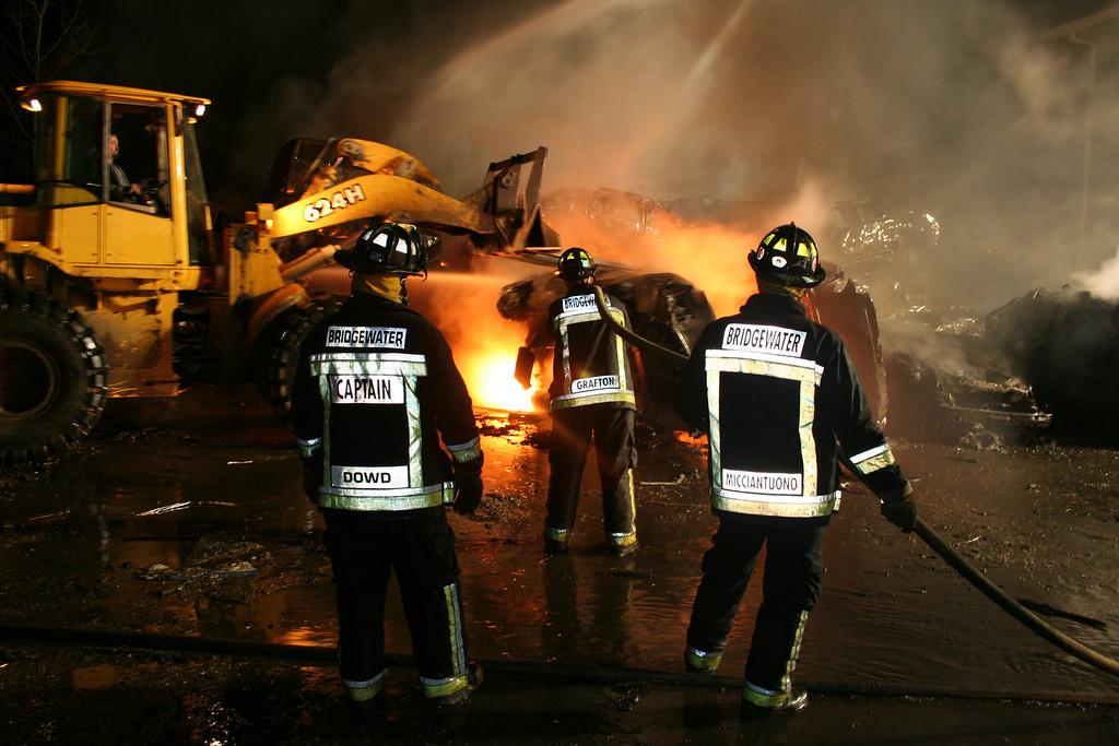 Junkyard Fire 242