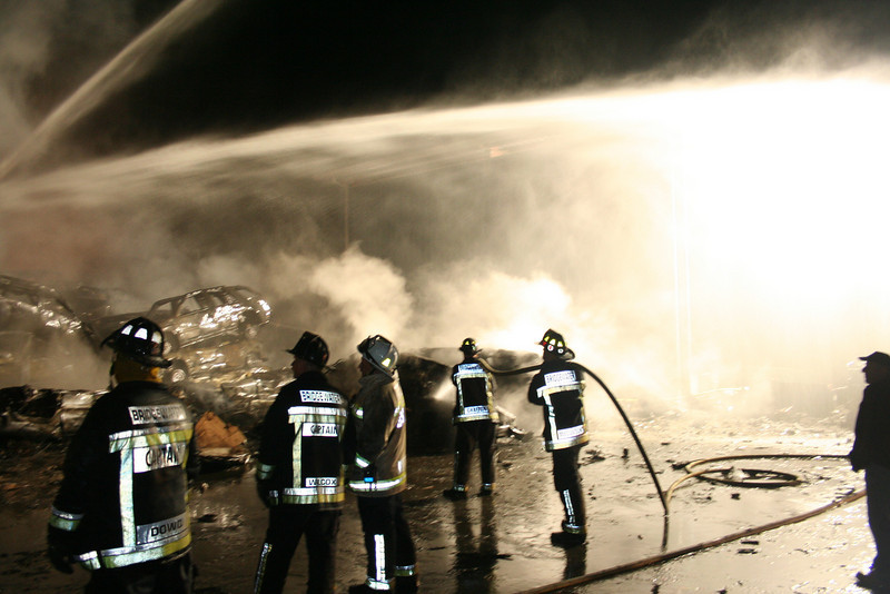 Junkyard Fire 234
