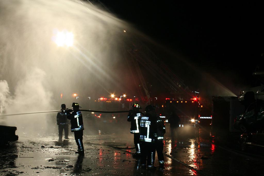 Junkyard Fire 229