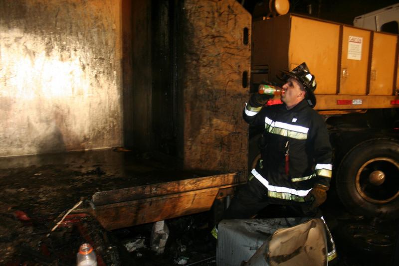 Junkyard Fire 222
