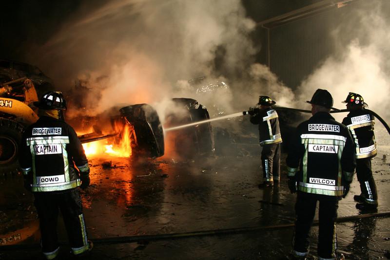 Junkyard Fire 239