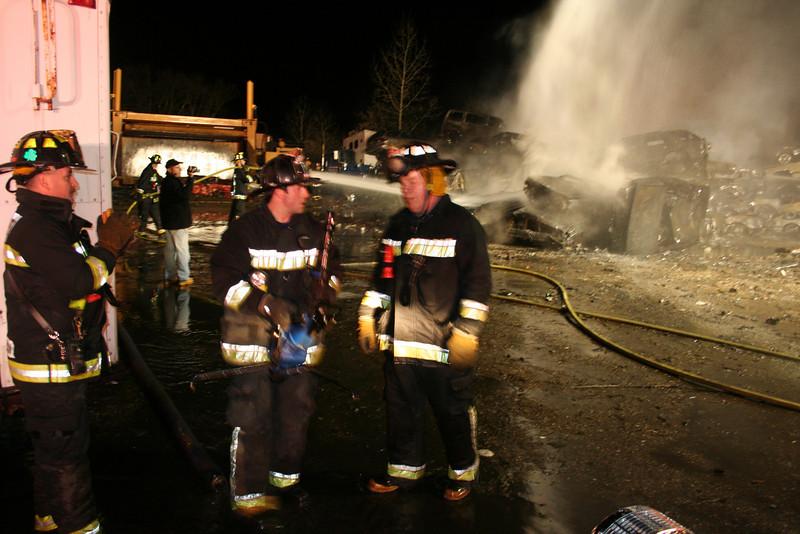Junkyard Fire 256