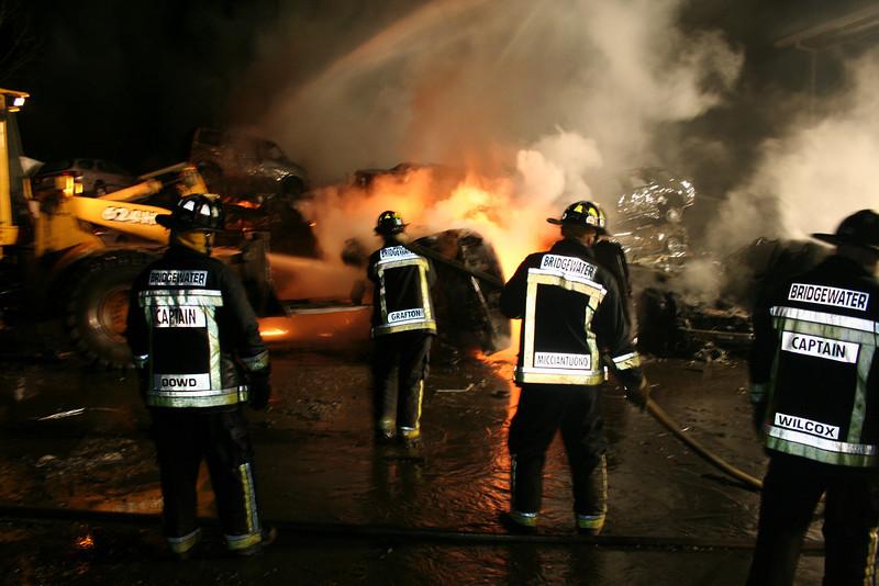 Junkyard Fire 241