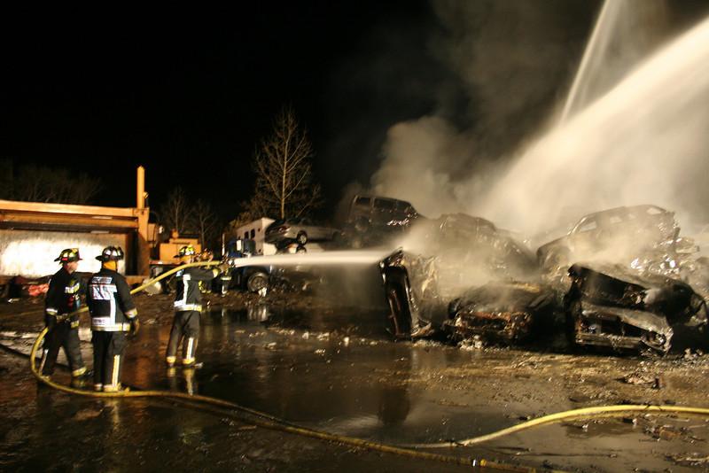 Junkyard Fire 253