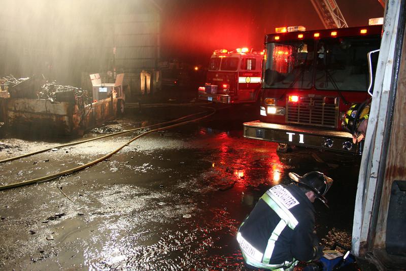 Junkyard Fire 251