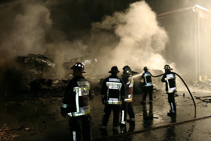Junkyard Fire 233