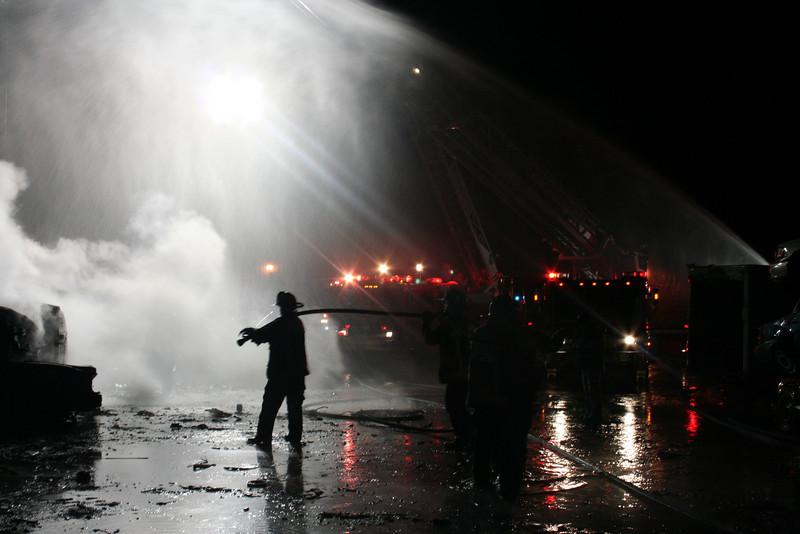 Junkyard Fire 228