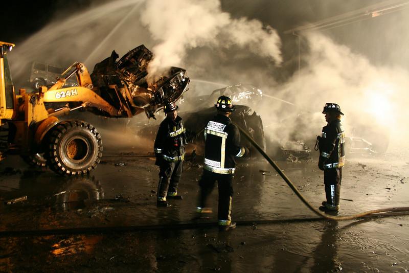 Junkyard Fire 246