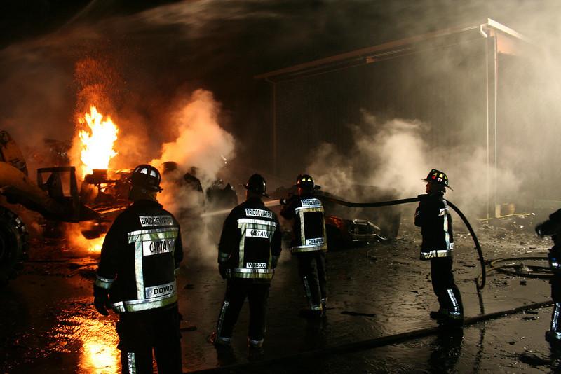 Junkyard Fire 237