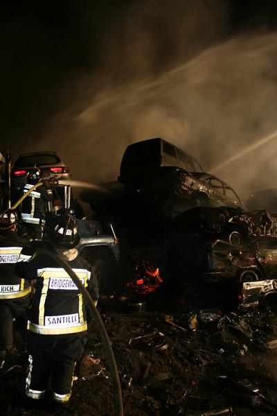 Junkyard Fire 217