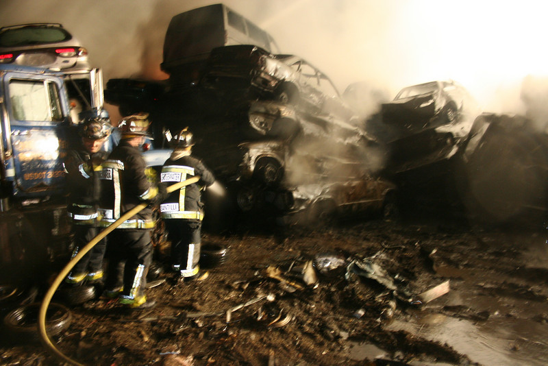 Junkyard Fire 221
