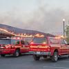 LACoFD North Fire BN 20 along West Hills Dr. Santa Clarita, CA.