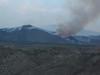 2011-07-04. A closer view of Guaje Ridge.