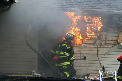 Plainfield Fire (Original pics)