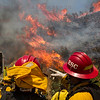 Sand IC Day 4 Oceanside FD on Placerita Cyn 07-25-2016