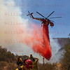 Sand IC Day 4 Skycrane drops on Placerita Cyn 07-25-2016