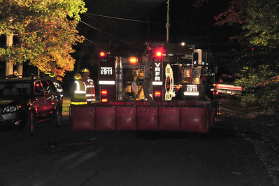 Sugarloaf Twp. structure fire 10-10-11