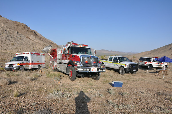 Bowen Ranch Fire