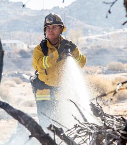 FG - River Bottom Fire / 12/04/2016