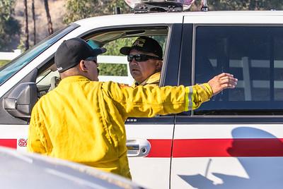 Mart Fire, Highland CA 06-27-2017