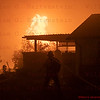 Woolsey_Fire on Sapra St. Thousand Oaks, CA. 11-09-2018
