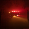 Woolsey Fire on Cheseboro Canyon Road Agoura Hills, CA. 11-08-2018