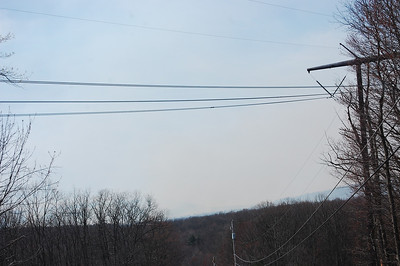 Wright Twp. forest fire-4-7-2010