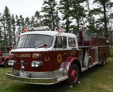 Ex New Milford  N.J. Ladder 31