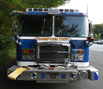 Hampton N.J.  ( New ) Engine 2  Sussex County